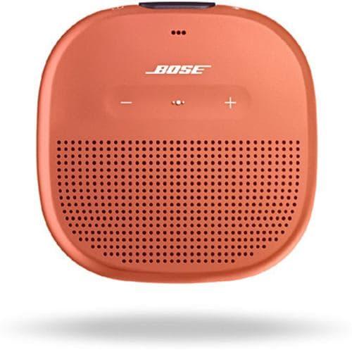 スピーカー ボーズ Bluetooth   BOSE SLINKMICROORG SoundLink Micro Bluetoothスピーカー ブライトオレンジ