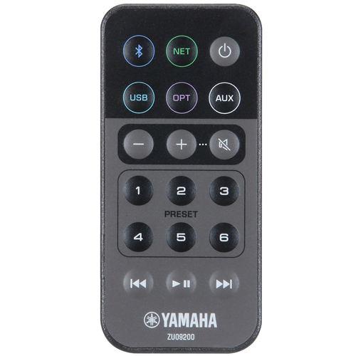 ヤマハ WXA-50-SD 【ハイレゾ音源対応】 ワイヤレスストリーミングアンプ ダークシルバー