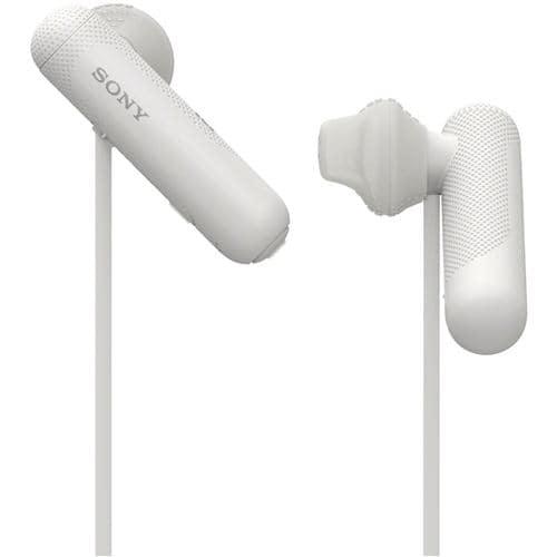 ヘッドセット ソニー    WI-SP500-W ワイヤレスステレオヘッドセット ホワイト