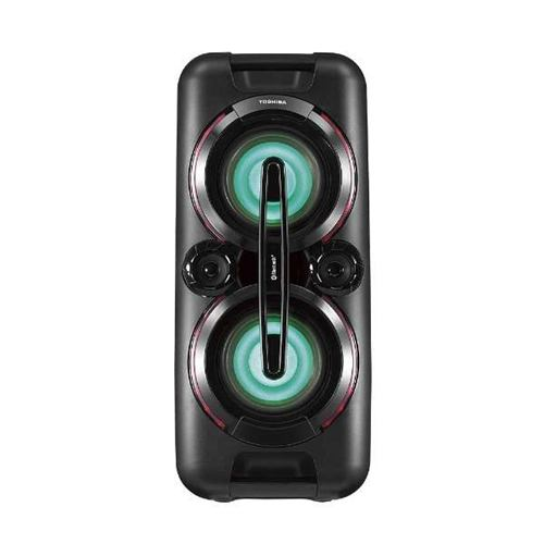 スピーカー 東芝 Bluetooth   TY-ASC60-K Bluetooth対応パーティースピーカー ブラック