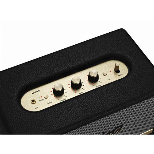 マーシャル ZMS-1001900 ACTON BT II Black ワイヤレススピーカー ブラック