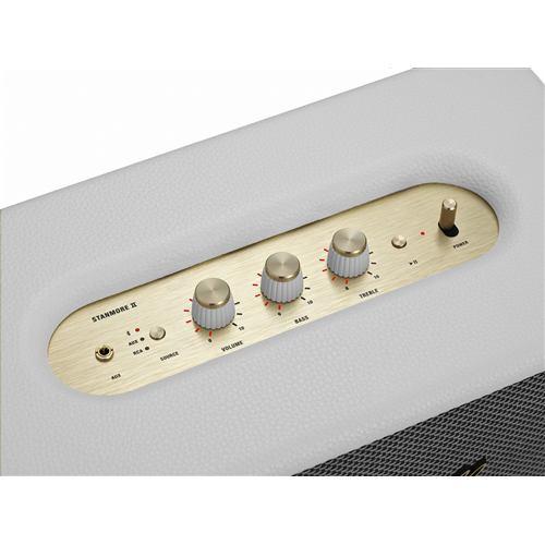 マーシャル ZMS-1001903 Stanmore BT II White ワイヤレススピーカー  ホワイト