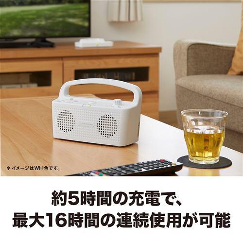 スピーカー オーディオテクニカ    AT-SP767XTV WH デジタルワイヤレススピーカーシステム ホワイト