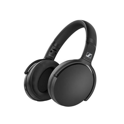 ゼンハイザー HD350BT-BLACK Bluetoothヘッドホン   ブラック