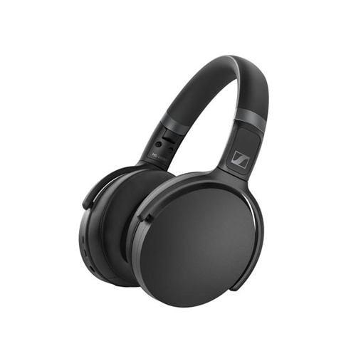 ゼンハイザー HD450BT-BLACK ノイズキャンセリング機能付きBluetoothヘッドホン   ブラック