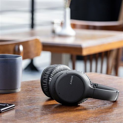 ヘッドセット ソニー    WH-CH710N BZ ワイヤレスステレオヘッドセット B ワイヤレスイヤホン