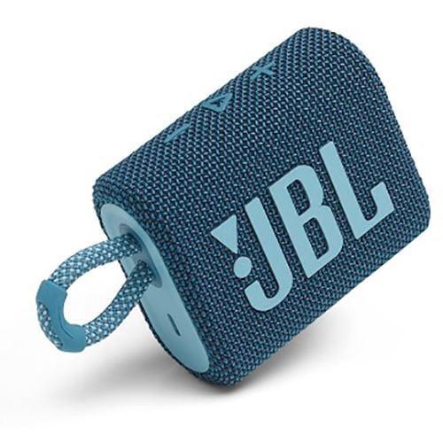 ジェイビーエル JBLGO3BLU JBL Go 3 ポータブルBluetoothスピーカー ブルー