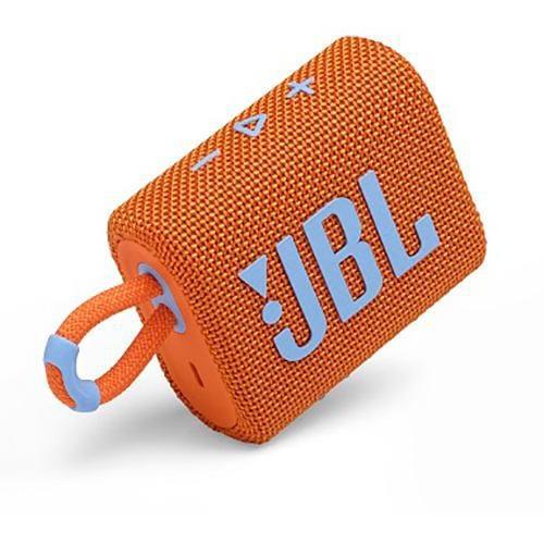 ジェイビーエル JBLGO3ORG JBL Go 3 ポータブルBluetoothスピーカー オレンジ