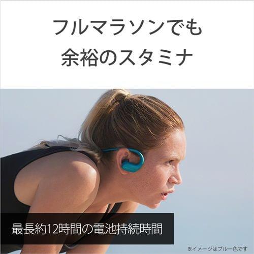 ソニー NW-WS413-BM ウォークマン Wシリーズ 4GB ブラック