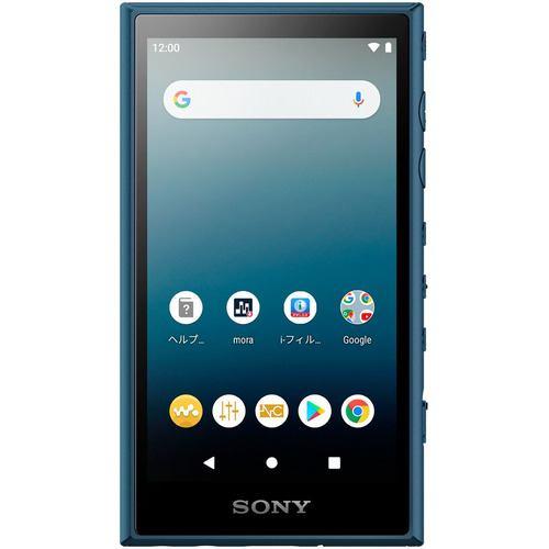 ソニー NW-A105HN LM ウォークマンAシリーズ ブルー