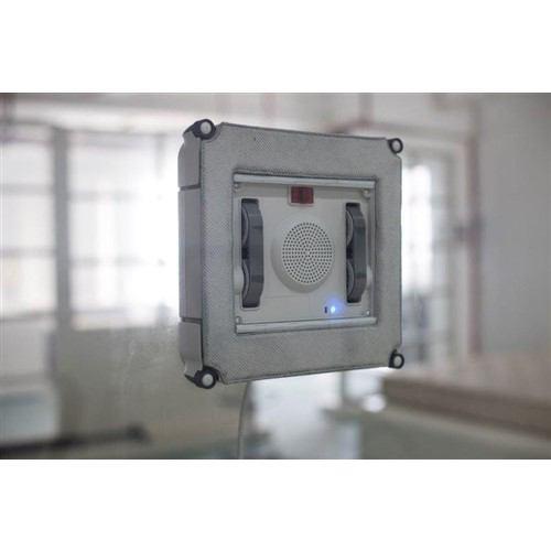 エコバックス W850 窓用ロボット掃除機 WINBOT W850  クリアホワイト