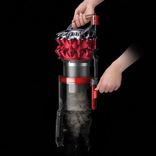 ダイソン CY29ABL サイクロン式掃除機 「Dyson V4 Digital Absolute」 アイアン/ニッケル/サテンレッド
