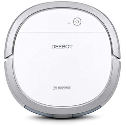 エコバックス DK3G.10 床用ロボット掃除機 DEEBOT OZMO SLIM15 ホワイト