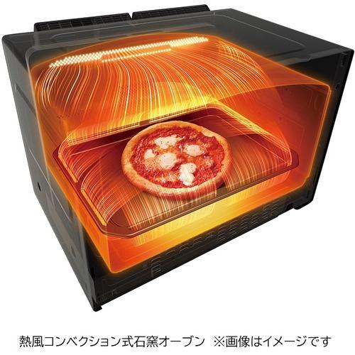 東芝 ER-WD5000-K オーブンレンジ 石窯ドーム 30L グランブラック
