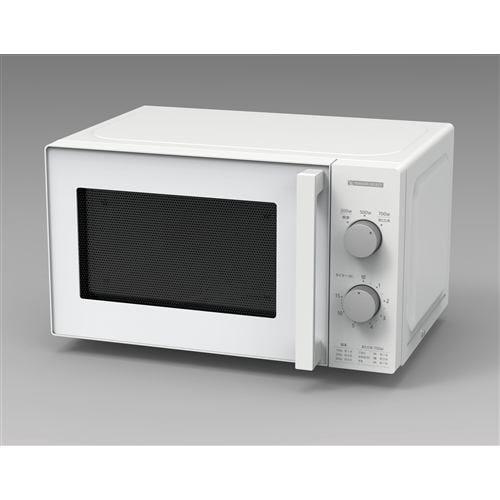 YAMADASELECT(ヤマダセレクト) YMW-M17JW6 ヤマダオリジナル 単機能電子レンジ 60Hz(西日本専用) アーバンホワイト