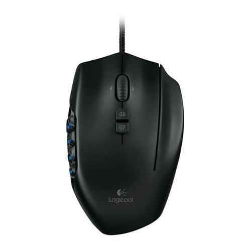 ロジクール 有線ゲーミングマウス G600t
