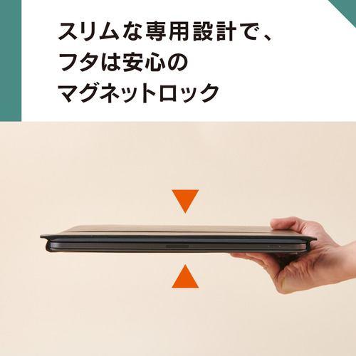 トリニティ iPad Pro 12.9インチ 第3世代 [PadSleeve] スリーブケース ブラック TR-IPD18L-PS-NBK