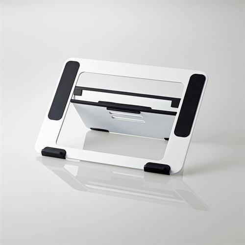 スタンド エレコム タブレット 絵描き 卓上 TB-DSDRAWWH タブレット用4アングルドローイングスタンド ホワイト