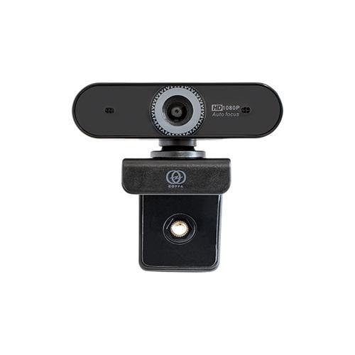 アイ・オー・データ GP-UCAM2FA/D マイク内蔵WEBカメラ 200万画素 ブラック
