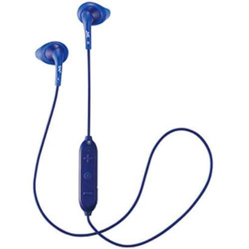 JVCケンウッド HA-EB7BT-A ワイヤレスステレオヘッドセット ブルー