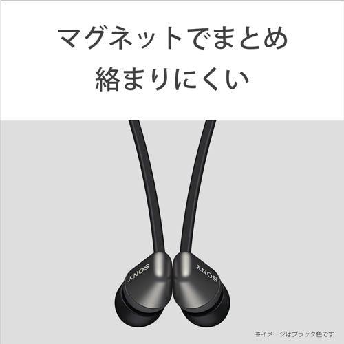 ソニー WI-C310 LC ワイヤレスステレオヘッドセット   L