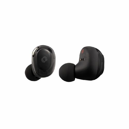 GLIDiC Sound Air TW-5100/ブラック SB-WS57-MRTW/BK マイク対応/ワイヤレス(左右分離)/Bluetooth/外音取り込み機能/紛失防止機能