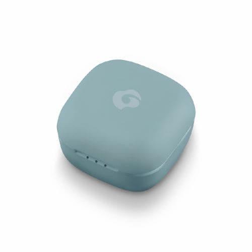 GLIDiC Sound Air TW-5100/ライトブルー SB-WS57-MRTW/LB マイク対応/ワイヤレス(左右分離)/Bluetooth/外音取り込み機能/紛失防止機能