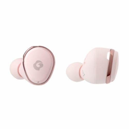 GLIDiC(グライディック) GLIDiC Sound Air TW-4000/ベビーピンク SB-WS41-MRTW/PK  リモートワークに最適/全5サイズから選べるイヤーピース/紛失防止機能/コンパクトデザイン