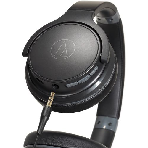 オーディオテクニカ ATH-S220BT BK ワイヤレスヘッドホン ブラック