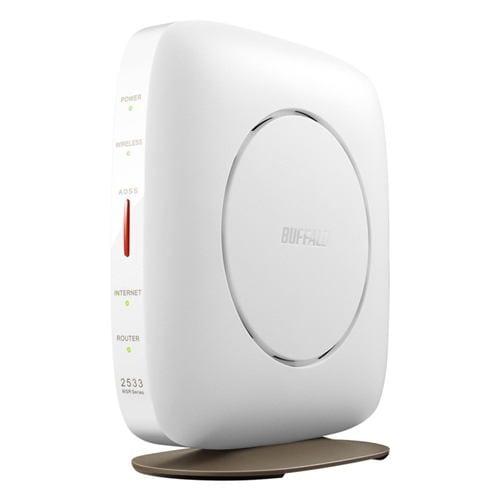 【台数限定】バッファロー WSR-2533DHP3-WH wifiルーター 1733+800Mbps ホワイト ac/n/a/g/b