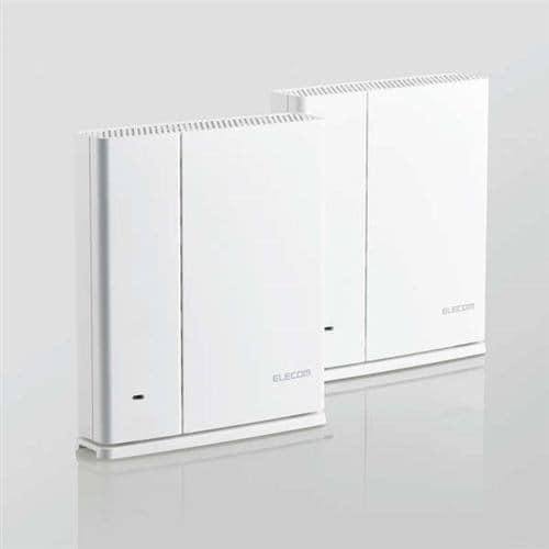 エレコム WMC-2HC-W Wi-Fi 5 1733+800Mbps e-Meshスターターキット