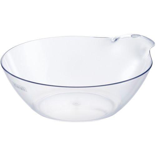 風呂桶 洗面器 リッチェル カラリ 湯おけ HG ナチュラル 容量2.5L