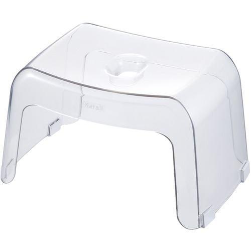 [高さ20cm] 風呂椅子 バスチェア リッチェル カラリ 腰かけ ナチュラル