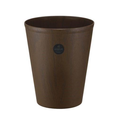 ゴミ箱 9.5L リッチェル コズエ カン L ブラウン