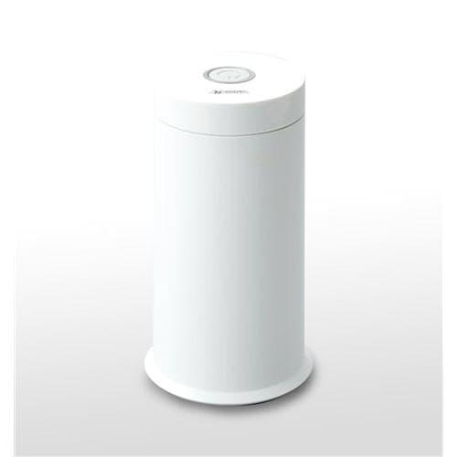 ヤマダセレクト 真空フレッシュキーパー 電動ポンプ・0.8L×2セット 密閉真空自動保存パック・容器 YZD-SS188H1R
