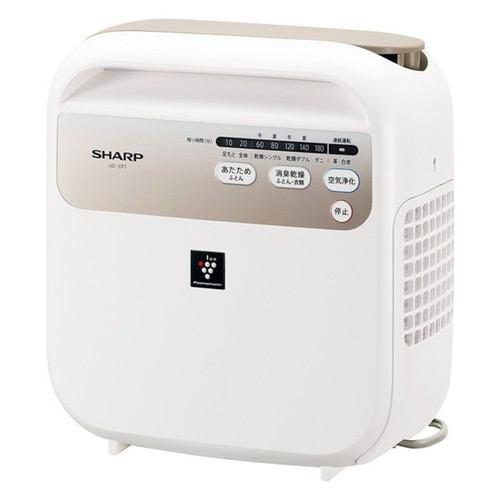 シャープ UD-CF1-W ふとん乾燥機 プラズマクラスター7000 ホワイト