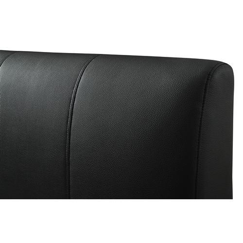 ヤマダオリジナル セミダブルベッドフレーム ブラック