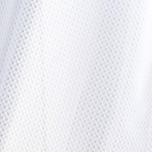 [100×133]レースカーテン クリア ホワイト 1間用両開き (2枚入り)外から見えにくい 花粉・ハウスダストキャッチ ウォッシャブル