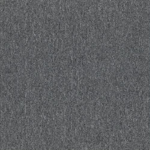 タイルカーペット 50X50 東リ 防音 ダークグレー タイル TG1707HC03(バラ) 【50×50 1枚】