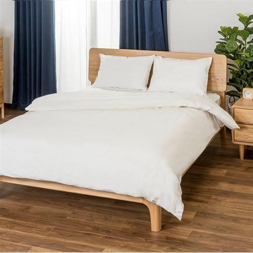 [43×63]ヤマダオリジナル 枕カバー ホワイト