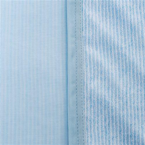 [シングル] ひんやり冷たい接触冷感 クールケット Just cool ブルー ヤマダオリジナル