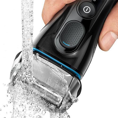 ブラウン 5197CCSP シェーバー シリーズ5 洗浄機付きモデル[ヤマダ電機オリジナル・洗浄液3個付き]