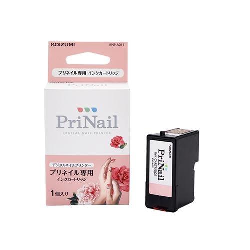 コイズミ KNP-A011 プリネイル専用 インクカートリッジ