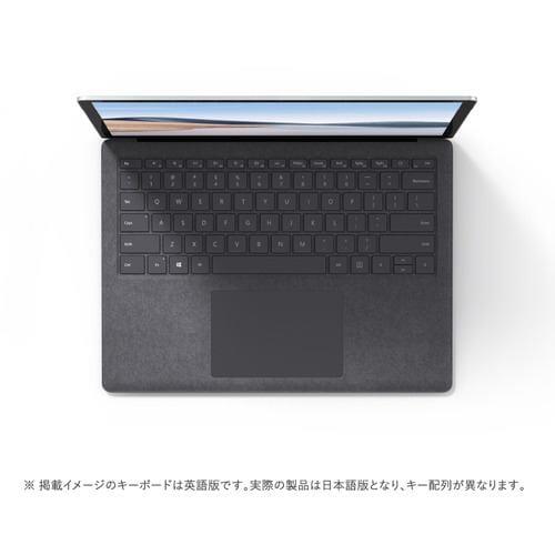 Microsoft 5PB-00020 ノートパソコン Surface Laptop 4 R5/8/256 13.5インチ プラチナ
