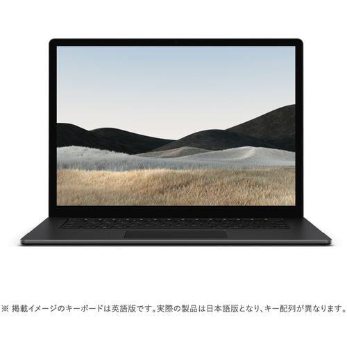 Microsoft 5IV-00015 ノートパソコン Surface Laptop 4 i7/32/1TB 15インチ ブラック