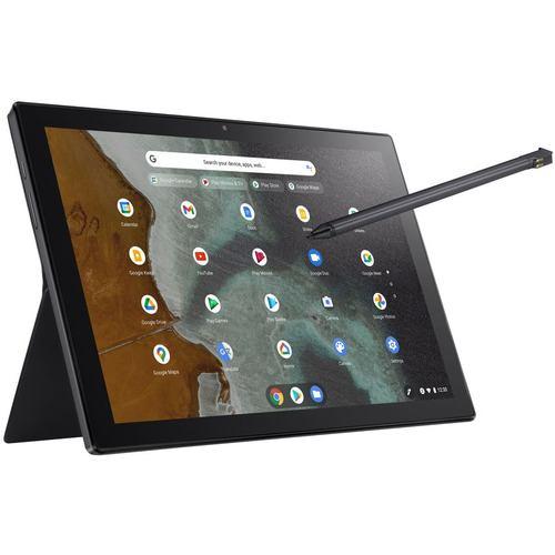 ASUS CM3000DVA-HT0019 ノートパソコン ASUS Chromebook Detachable CM3  ミネラルグレー