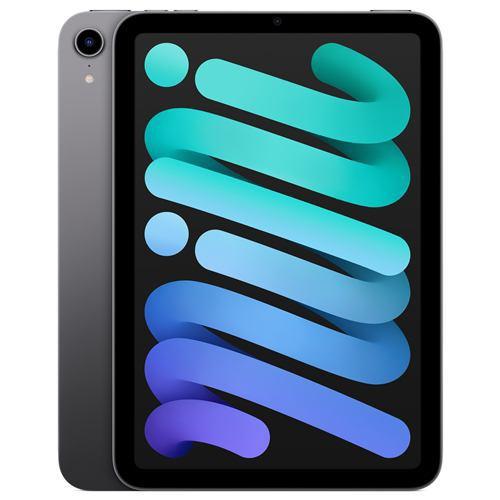 アップル(Apple) MK7T3J/A 8.3インチ iPad mini (第6世代) Wi-Fiモデル 256GB スペースグレイ