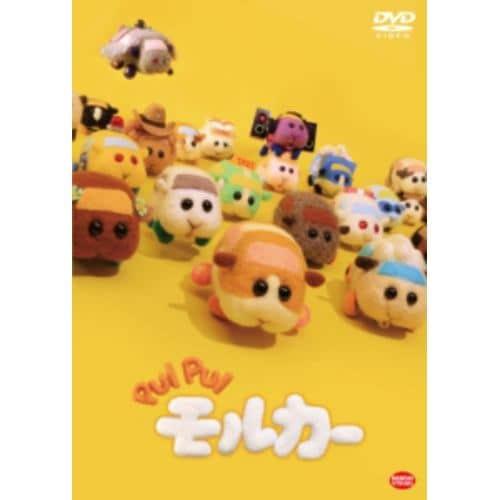 【DVD】PUI PUIモルカー AR缶バッジセット付DVD(店舗限定版)
