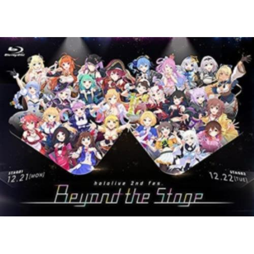 【BLU-R】hololive 2nd fes. Beyond the Stage