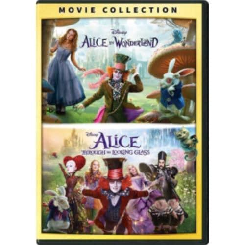【DVD】アリス・イン・ワンダーランド 2ムービー・コレクション
